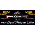2015 LEAF POP CENTURY - SIGNED 11X14 PHOTOGRAPH EDITION