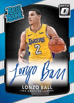 17 18 Donruss Optic Basketball Hobby 91482
