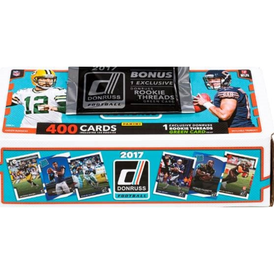 2018 Donruss Football Factory Set 92386