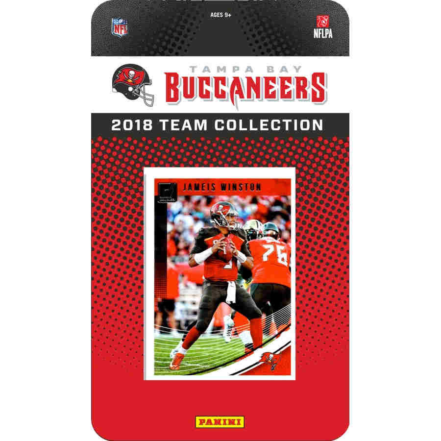 2018 DONRUSS NFL TEAM SET - TAMPA BAY BUCCANEERS 21b1e383958