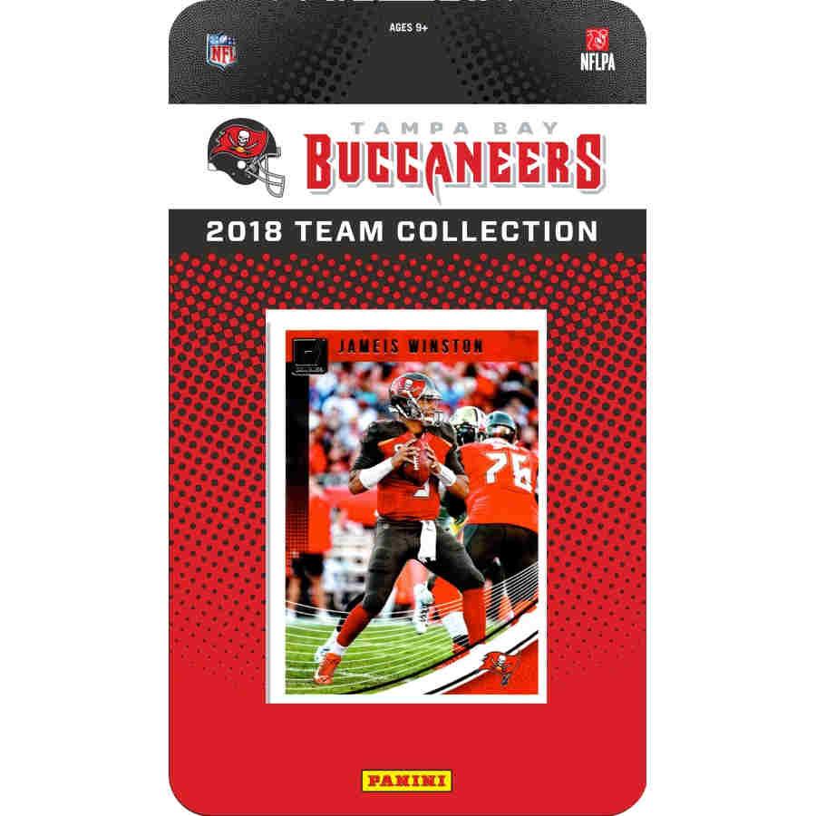 2018 DONRUSS NFL TEAM SET - TAMPA BAY BUCCANEERS e438f9b790a