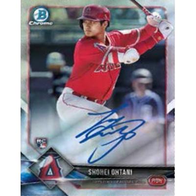 2018 Bowman Chrome Baseball Hobby