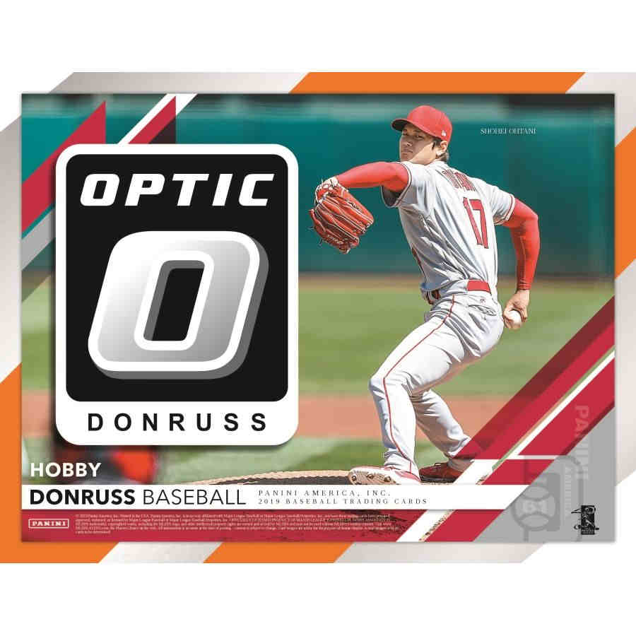 2019 Donruss Optic Baseball Hobby 94124