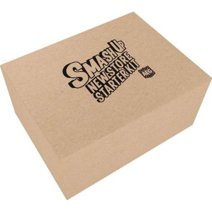 Smash Up The Bigger Geekier Box Board Game Alderac Entertainment Group AEG5515