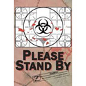 PLEASE STAND BY: ZOMBIE MINIATURES