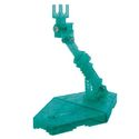 ACTION BASE 2 - 1:144 SCALE SPARKLE GREEN DISPLAY STAND - 20CT DISPLAY