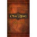 THE ONE RING - DICE SET