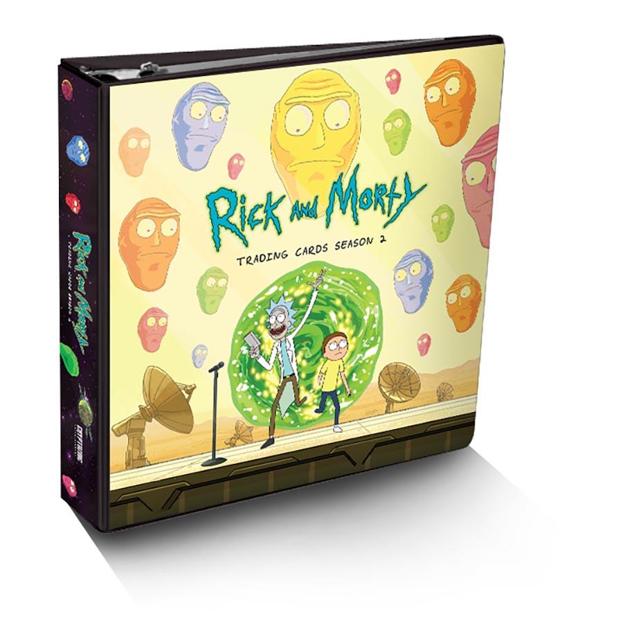 rick morty season 2 album 2019