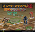 BATTLETECH: HEX PACK: CITIES & ROADS