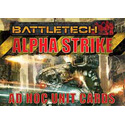 BATTLETECH: ALPHA STRIKE - AD HOC UNIT CARD