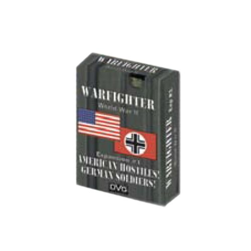 WARFIGHTER WORLD WAR II: EXPANSION #1 - AMERICANS AND GERMANS