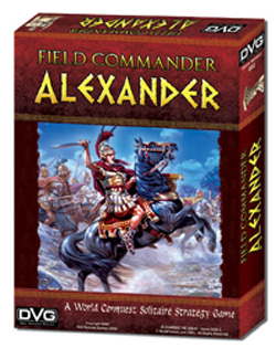 FIELD COMMANDER: ALEXANDER THE GREAT