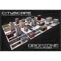 DROPZONE COMMANDER CITYSCAPE PACK
