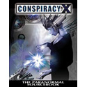 CONSPIRACY X PARANORMAL SOURCEBOOK