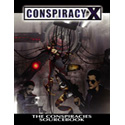 CONSPIRACY X: CONSPIRACY SOURCEBOOK