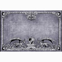 DRAGON SHIELD GREY PLAYMAT