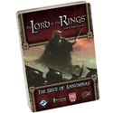 "LORD OF THE RINGS LCG: ""THE SIEGE OF ANNUMINAS"" ADVENTURE PACK"