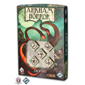 ARKHAM HORROR DICE SET: BONE