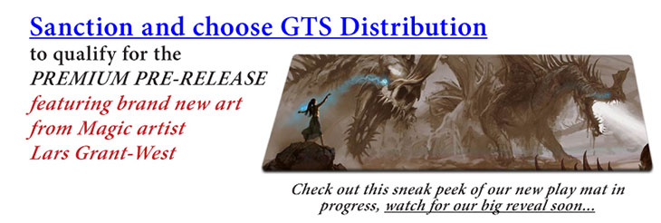 Choose GTS Distribution