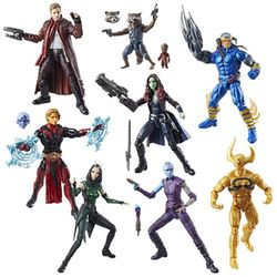 "MARVEL LEGENDS: GUARDIANS OF THE GALAXY VOL.2 - 6"" ACTION FIGURE - WAVE 2 - 8CT ASSORTMENT"