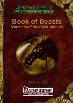 BOOK OF BEASTS: MONSTERS OF THE RIVER