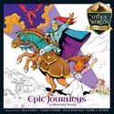 """OTHER WORLDS: ICONS OF FANTASY"" - EPIC JOURNEYS COLORING BOOK"