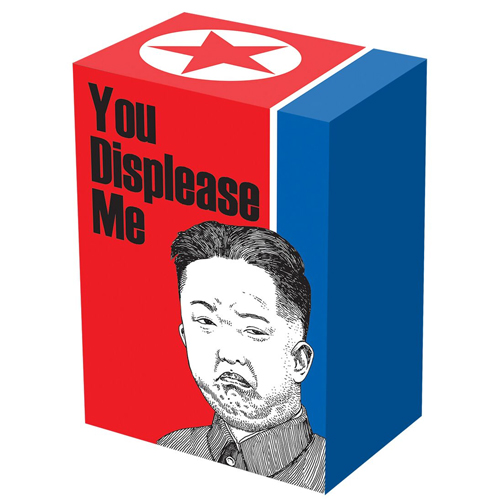 Legion Grumpy Kim Deck Box