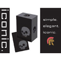 LEGION ICONIC DECK BOX:  SKULL