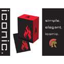 LEGION ICONIC DECK BOX: FIRE