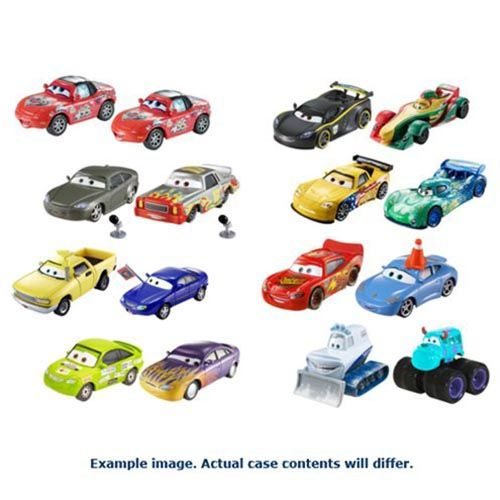 Disney Pixar Cars 3 Diecast 2 Pack 6ct Assortment