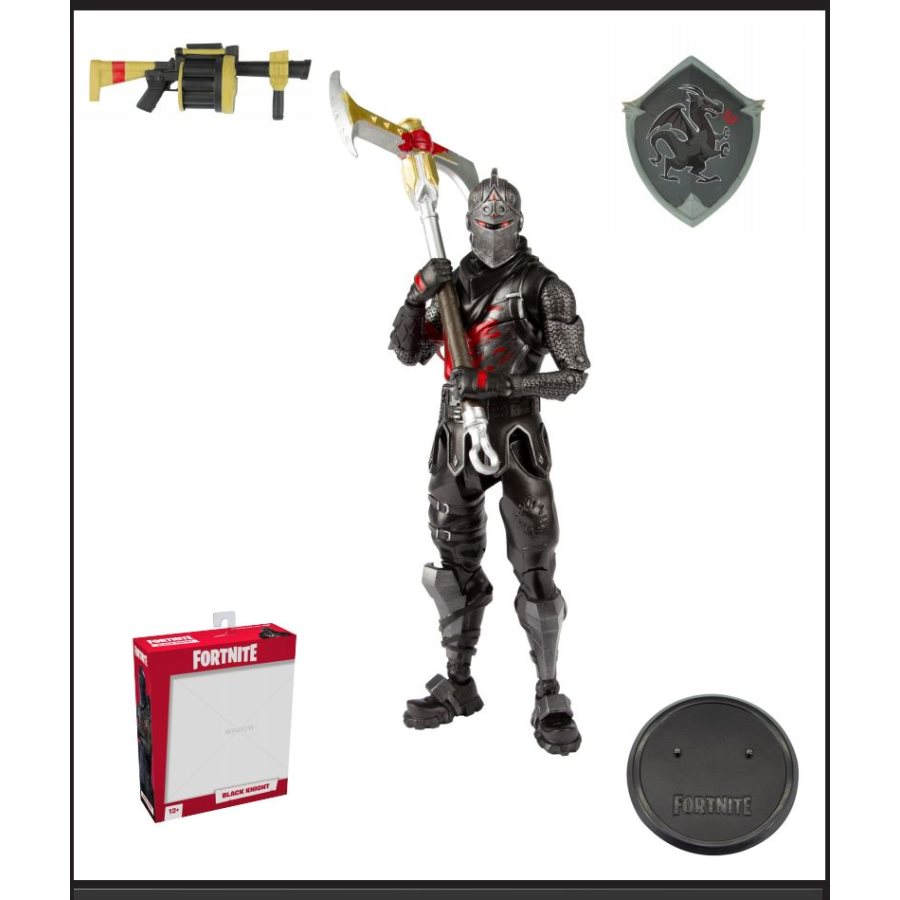Fortnite Black Knight 7 Action Figure 10604 6