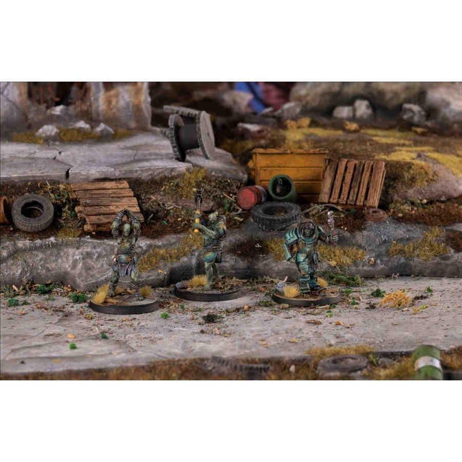 Wasteland Warfare Super Mutants Skirmishers Fallout