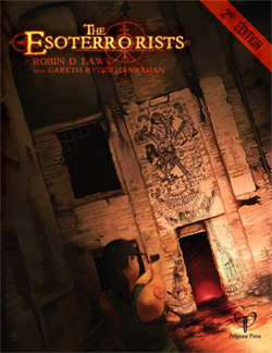 ESOTERRORISTS: 2ND EDITION