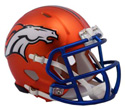 DENVIER BRONCOS BLAZE SPEED FULL SIZE REPLICA