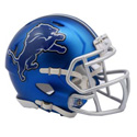 DETROIT LIONS BLAZE SPEED FULL SIZE REPLICA