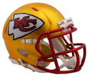 KANSAS CITY CHIEFS BLAZE SPEED FULL SIZE REPLICA