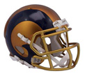 LOS ANGELES RAMS BLAZE SPEED FULL SIZE REPLICA