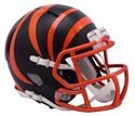 CINCINNATI BENGALS BLAZE SPEED MINI HELMET
