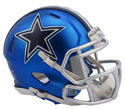 DALLAS COWBOYS BLAZE SPEED MINI HELMET