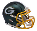 GREEN BAY PACKERS BLAZE SPEED MINI HELMET