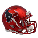 HOUSTON TEXANS BLAZE SPEED MINI HELMET