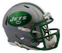 NEW YORK JETS BLAZE SPEED MINI HELMET
