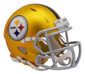 PITTSBURGH STEELERS BLAZE SPEED MINI HELMET