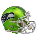 SEATTLE SEAHAWKS BLAZE SPEED MINI HELMET