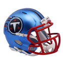 TENNESSEE TITANS BLAZE SPEED MINI HELMET