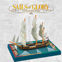 SAILS OF GLORY CARMAGNOLE 1793 – FRENCH FRIGATE SHIP PACK
