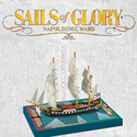 SAILS OF GLORY HMS SYBILLE 1794 – BRITISH FRIGATE SHIP PACK