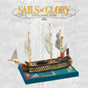 SAILS OF GLORY IMPÉRIAL 1791 – FRENCH SOTL SHIP PACK