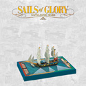SAILS OF GLORY HMS SWAN 1767 – BRITISH SHIP-SLOOP SHIP PACK