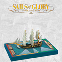 SAILS OF GLORY ALLIGATOR 1782 - FRENCH SHIP-SLOOP SHIP PACK